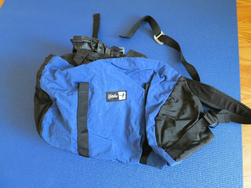 Rock Climbing Photo: Metolius Rope Bag - good condition - $35