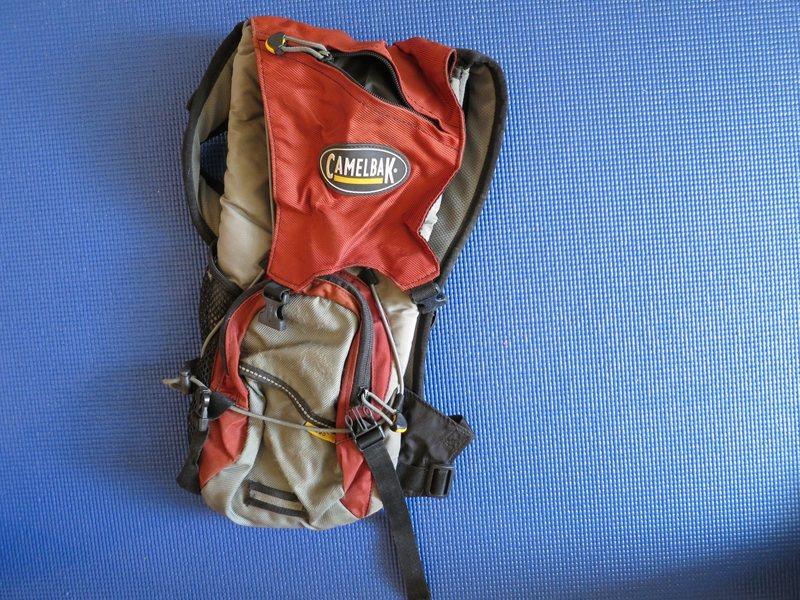 Rock Climbing Photo: Camelbak, no bladder - excellent condition - $30