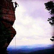 Rock Climbing Photo: Climbing Edge of a Dream