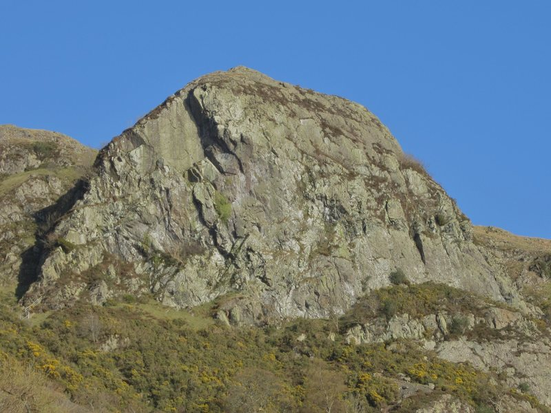 Upper Falcon Crag