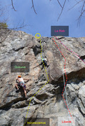 Rock Climbing Photo: Inconscience