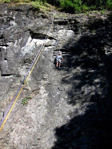 Rock Climbing Photo: Gipeto