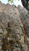 Rock Climbing Photo: Stem classic.