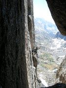 Rock Climbing Photo: Wolfs Head.