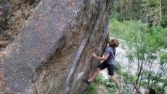 Rock Climbing Photo: White Horse.