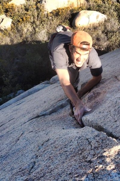 Rock Climbing Photo: Sleeper Classic!!
