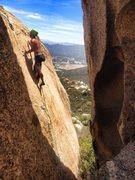 Rock Climbing Photo: Sleeper Classic FA!!!