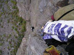 Rock Climbing Photo: halucinogen