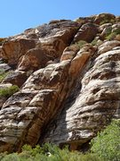 Rock Climbing Photo: Peaches