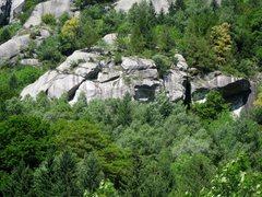 Rock Climbing Photo: Sperone Degli Gnomi