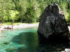 Rock Climbing Photo: Bidè della Contessa below Sperone Degli Gnomi