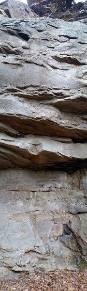 Rock Climbing Photo: Dats Da Breaks