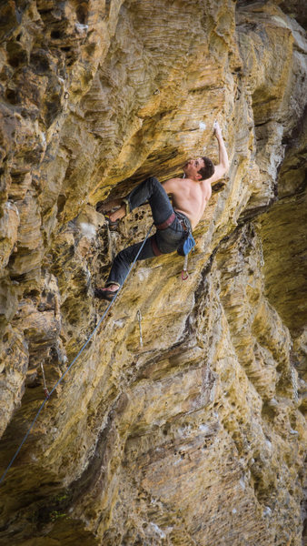 Bobby fighting in the crux