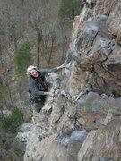Rock Climbing Photo: Ecstasy, Seneca Rocks, WV.