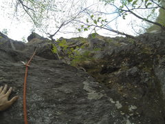 Rock Climbing Photo: Does anybody know which route this is? We thought ...