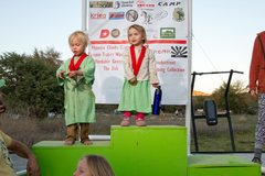 Our 5 and under competitors slugged it out!!!  Photo cred Charlie Lee and Just Fab Photography