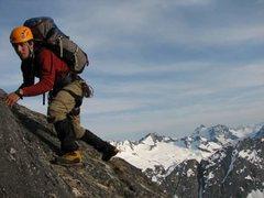 Rock Climbing Photo: Twin Dewey Peak - Skagway Alaska
