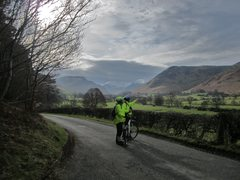 Rock Climbing Photo: In The Newlands Valley .. near town of Keswick .. ...