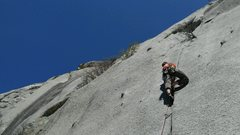 Rock Climbing Photo: Excellent Crack