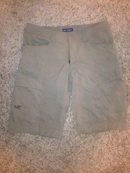 Arcteryx shorts