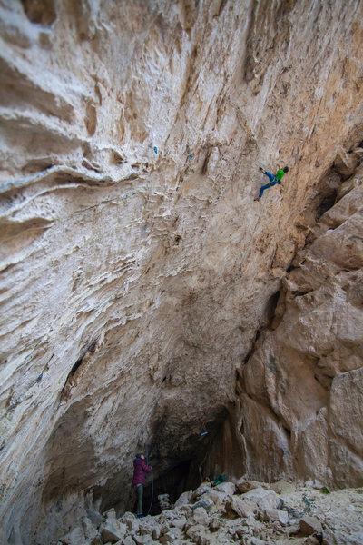 Rock Climbing Photo: Photo from Tim Jones.