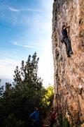 Rock Climbing Photo: Jason and the Argonauts