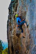 Rock Climbing Photo: Travis Lombardo