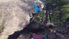 Rock Climbing Photo: Gigarete.