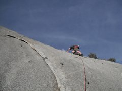 Rock Climbing Photo: a granite paradise