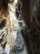 Rock Climbing Photo: Echolalia p2