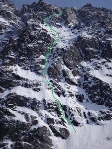 This Is The Route We Took April 17th.u003cbru003e U003cbru003e I