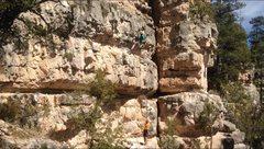 Rock Climbing Photo: The #Wall