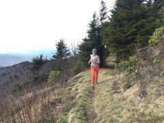 Rock Climbing Photo: Crest Trail