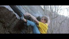 Rock Climbing Photo: Enter the tube.