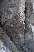 Rock Climbing Photo: Enterprise