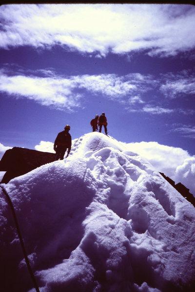 [Photo 5] On the summit of Turret