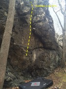 Rock Climbing Photo: The Point.