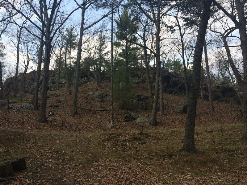 Rock Climbing Photo: Playground Cliffs.