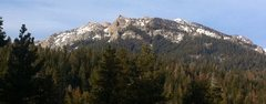 Rock Climbing Photo: the Silliman Range and Silliman Point   supertopo....