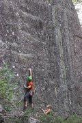 Rock Climbing Photo: Amazing route!