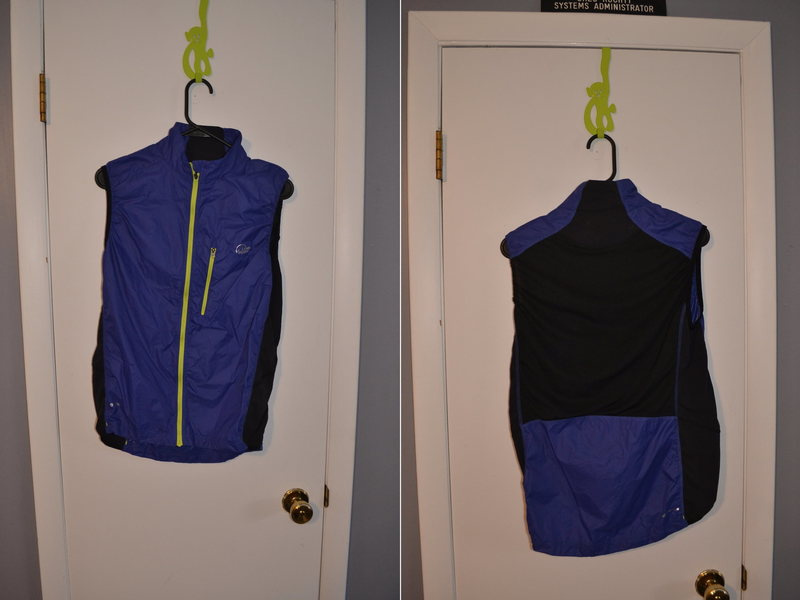 Lowe Alpine Lithium Vest (size small)