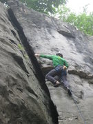 Rock Climbing Photo: Eclipse, Breakneck