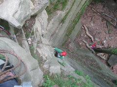 Rock Climbing Photo: Lisbon Quarry