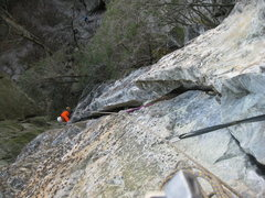Steve Stafford following Highwire, P1, Moore's