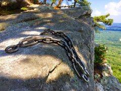 Rock Climbing Photo: Gunks Bolts