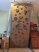 Boulderboard with extenders
