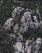 Rock Climbing Photo: Smaller Domentions- Seams Like a Dream