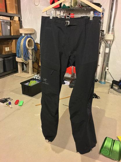 Arcteryx Alpha AR pants