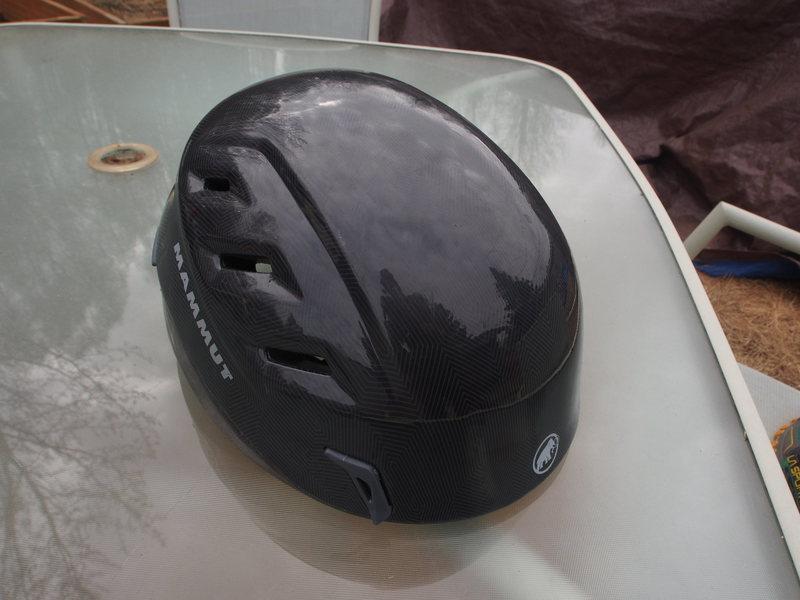 Rock Climbing Photo: Helmet: Size 56cm-61cm