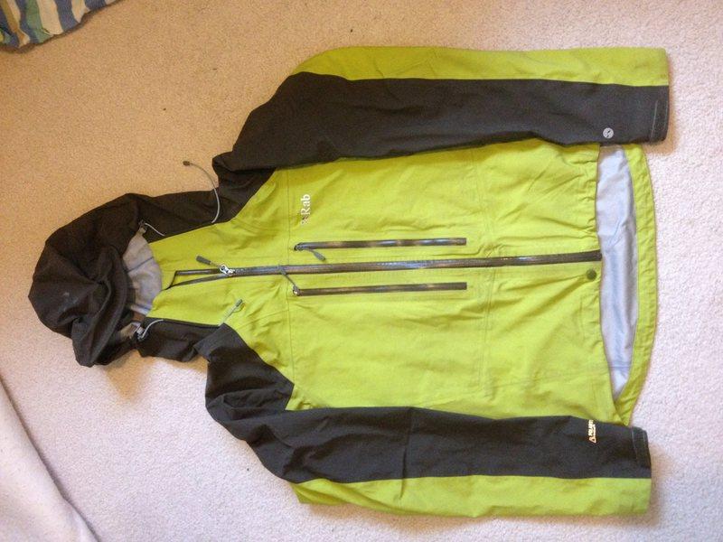 Strech Neo NeoShell jacket
